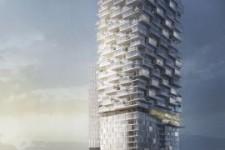 Simulation: Cyrus Moser Architekten